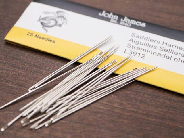 皮件手縫針 Needle