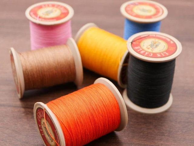 手縫麻線 Linen thread